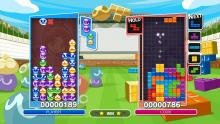 Puyo Puyo vs Tetris is always fun