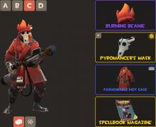 The pyro from Team Fortress 2