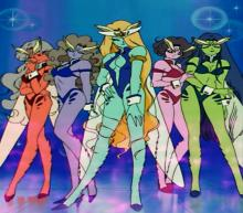 The DD girls or the Doom and Gloom girls are some of Queen Beryl's strongest soldiers who sends to defeat the Sailor Senshi. They Leave killing 4 of them before the season is up, probably some of their more stronger enemies.