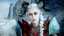 The character creator gives a large variety to character appearance, and plenty of mods are available to increase the variation and beauty to be created