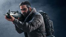 Borrowing from other Tom Clancy properties, Sam Fisher enters Rainbow Six Siege