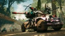 Vehicles were a big part of the original, but are promised to be an even larger part of Rage 2