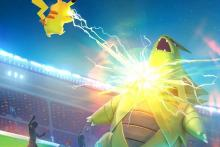 Raid battles in Pokemon GO