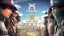 The western-themed event - Rainbow Six Siege Showdown