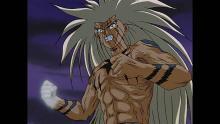 Raizen in Yusuke's body