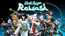 Devil Slayer: Raksasi cover art uploaded to Steam