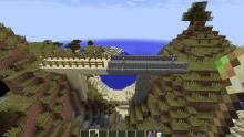 Bridges made using the bridge tool in RapidForm