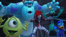<Kingdom Hearts III><Monsters, Inc.>