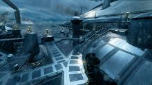Sniper searches for targets on empty Kamino.