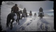 Marching through Mount Hagen, the player must survive to tundra at its worst.