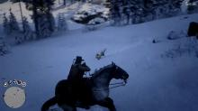 Wolves attack you and your horse.