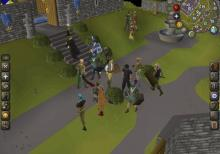 Go back to a simpler time, and relive some of the magic of Old School Runescape.