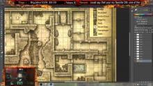 Maps can be purchased or created and can be extremely detailed.