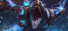 Fearsome champion in the top lane, Renekton combos with aggressive junglers to win the game