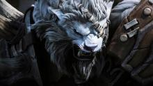 Rengar, as seen in League of Legends' popular animated promotional video.