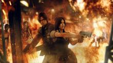 She's a secret agent, but partners up with Leon S. Kennedy. Together they attempt to get through large hordes of zombies.