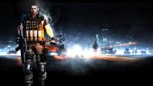 Through the campaign, Chris Redfield lost some of his strike team, the BSAA, due to Neo Umbrella's schemes.