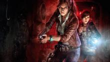 Kidnapped and left on a killer island, Claire Redfield and newbie Moira Burton will have to keep their cool to get off alive.