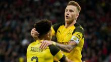Youth is the focus of Borussia Dortmund's attack.