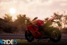 Ride 3 has some of the most stunning graphics of any racing bike game