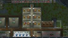 Having a nice-looking prison will help you a great deal with recruiting.