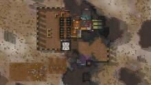 Making small rooms in your colony saves space, but affects your colonists in a bad way.