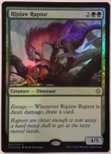 Ripjaw Raptor brings some much-needed card draw to the table