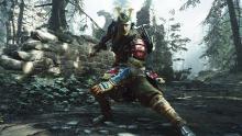 An Orochi gets ready to unleash a devastating blow