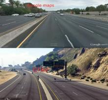 Realistic roads could be the ticket to make it feel like LA for you!