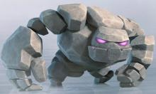Golem has brains as well as beauty.