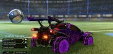 Menu leads you to customize your own car, choose which one you want, what wheels you will use....