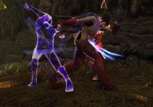 Utilizing their agility in attacks, Rogues are swift, precise, and deadly.