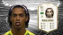 Perhaps the most popular footballer who ever lived, he is an elite tier player on FIFA 20.