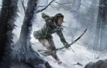 Stalk your prey as Lara, whether they're deer, or something far more deadly.