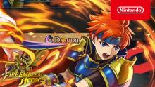 Roy is an iconic character from the series, brandishing his flame sword in almost every iteration.