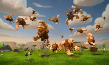 These meandering meatheads are scary enough as is. Now they are running and flying? We better take cover.