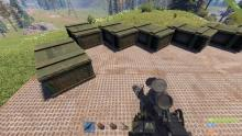 An example of some of the military crates that can, on occasion, contain 25 scrap.