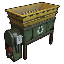 Need scrap, fast? Pop some components into one of these to get some scrap!