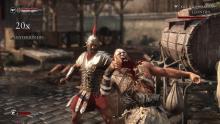 A Roman soldier seeks revenge