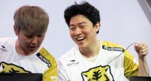 Seoul Dynasty player gets ready for OWL