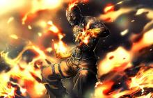 Brand was once the apprentice of Ryze, but succumbed to the power of the World Runes, making him the fiery monster he is today