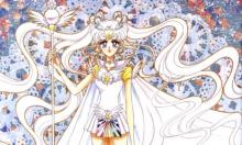She only makes her appearance once during the series and that is against Sailor Galaxia, after she transforms from Chibi Chibi to aid Sailor Moon