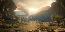 Stunning visual design makes for an immersive gameplay experience.