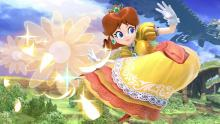 Daisy destroys enemies with the one way she knows how. Sassiness.