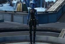 Satele Shan's Armor Set