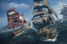 engage in exciting ship battles to become the most fearsome pirate
