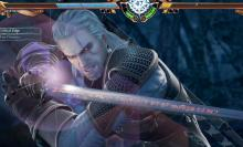 The Buther of Blavikin, The White Wolf, no matter what you call him Geralt of Rivia arrives as the guest character for Soul Calibur VI