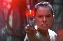 Rey taking aim