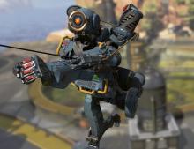 Pathfinder's zipline can outwit unsuspecting enemies.