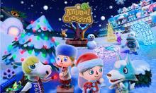 A very merry Animal Crossing Christmas!